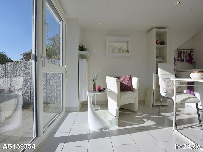 Möblierte Wohnung mit Terrasse in Zuffenhausen