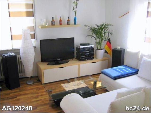 Möblierte Wohnung in Stuttgart Zuffenhausen mit Stellplatz
