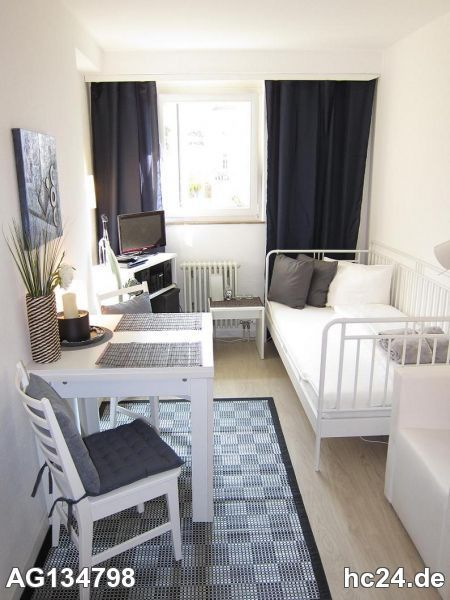 Top möbliertes Apartment in Stuttgart Zuffenhausen