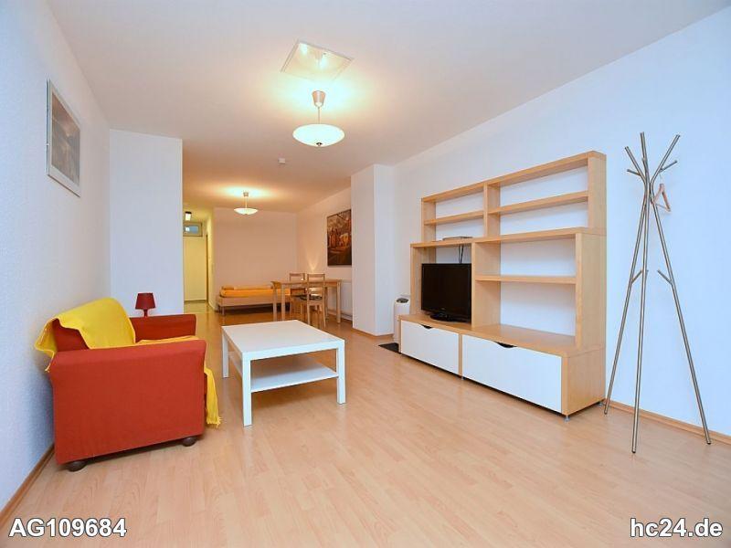 Möblierte Wohnung in Stuttgart Zuffenhausen nähe Porsche