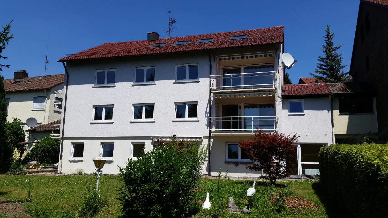 Erstbezug nach Sanierung: Geräumige 4 1/2-Zi-Wohnung mit schöner Sonnenterrasse und Gartennutzung