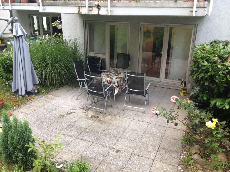 Terassenwohnung in ruhiger Lage in Stuttgart-Zuffenhausen