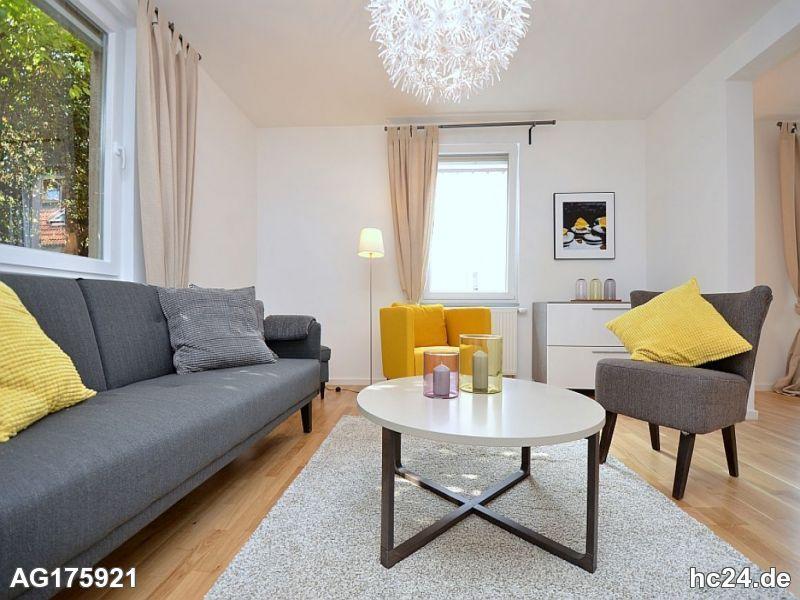 Erstbezug! Wunderschöne, neu möblierte Wohnung in Stuttgart Zuffenhausen